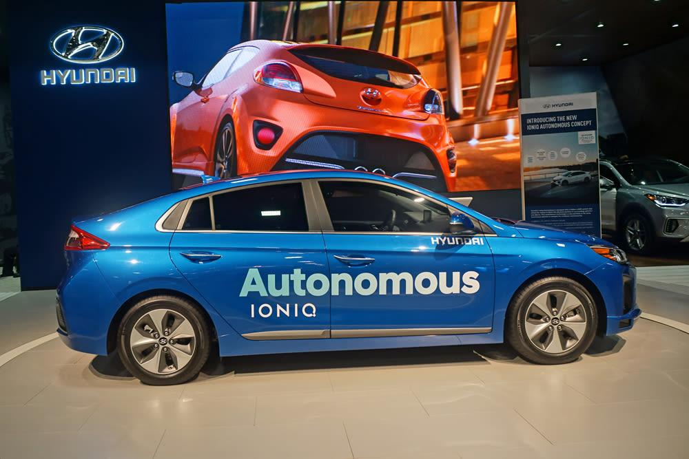 Hyundai ioniq autonomous was 2017 1762 ivxoml
