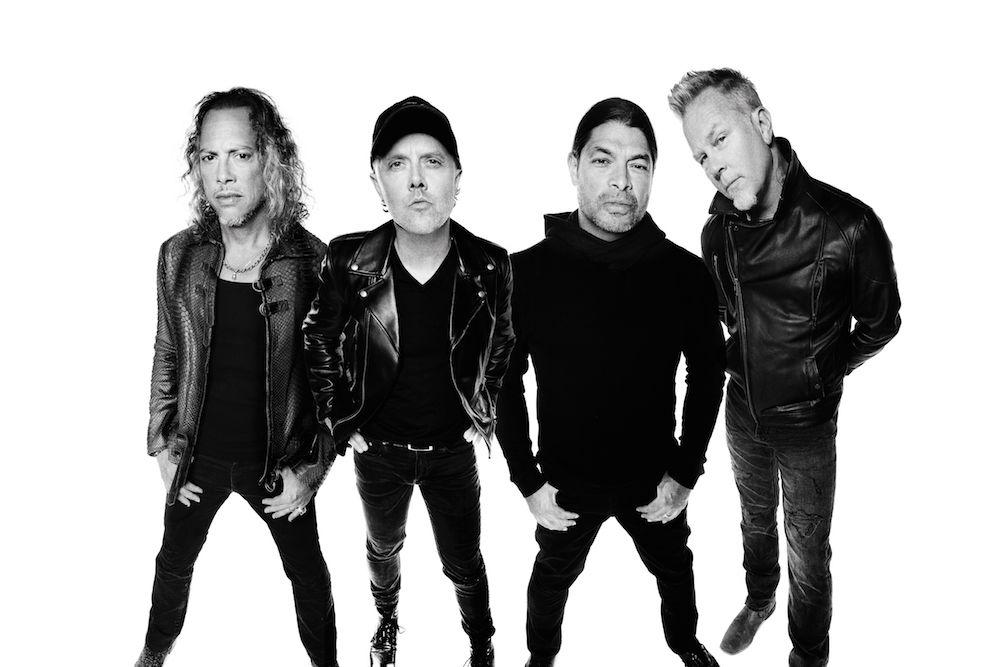 Metallica wbaw7i