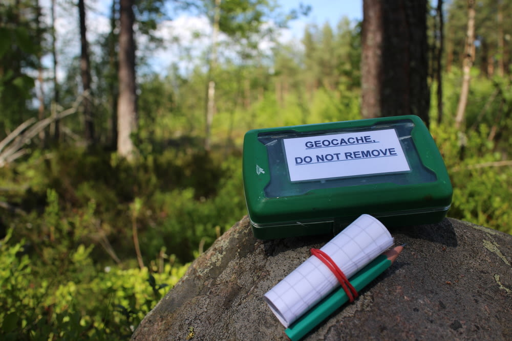Image result for geocache