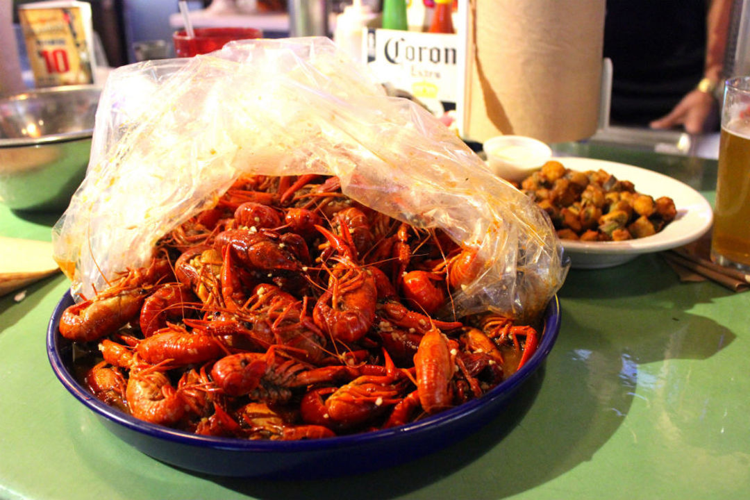Sometimes You Just Want A Good Old Fashioned Cajun Crawfish Boil