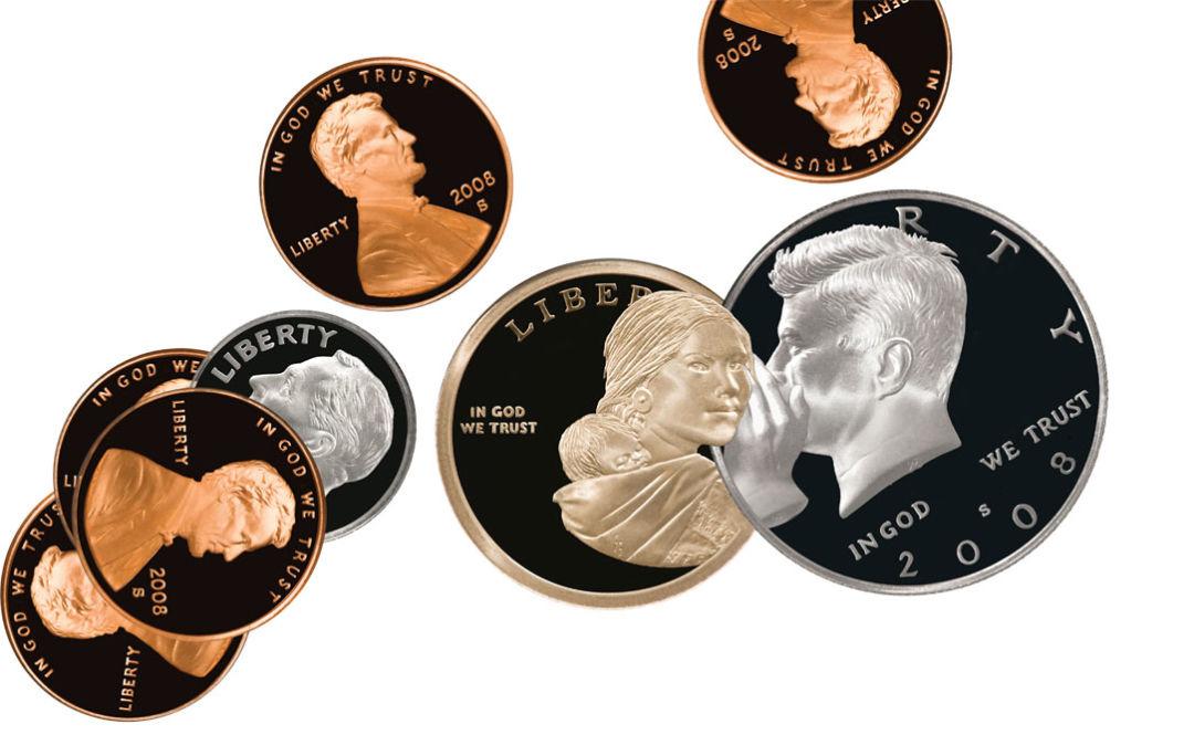 Toll coins flat gavbkn