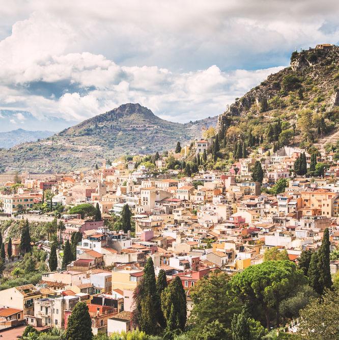 Taormina  sicily tiv76u