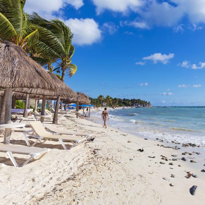 Playa del carmen  mexico dequpn