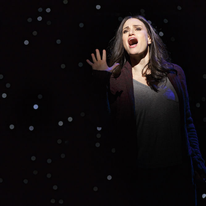 Idina menzel in if then photo by joan marcus 0299r fw93q7