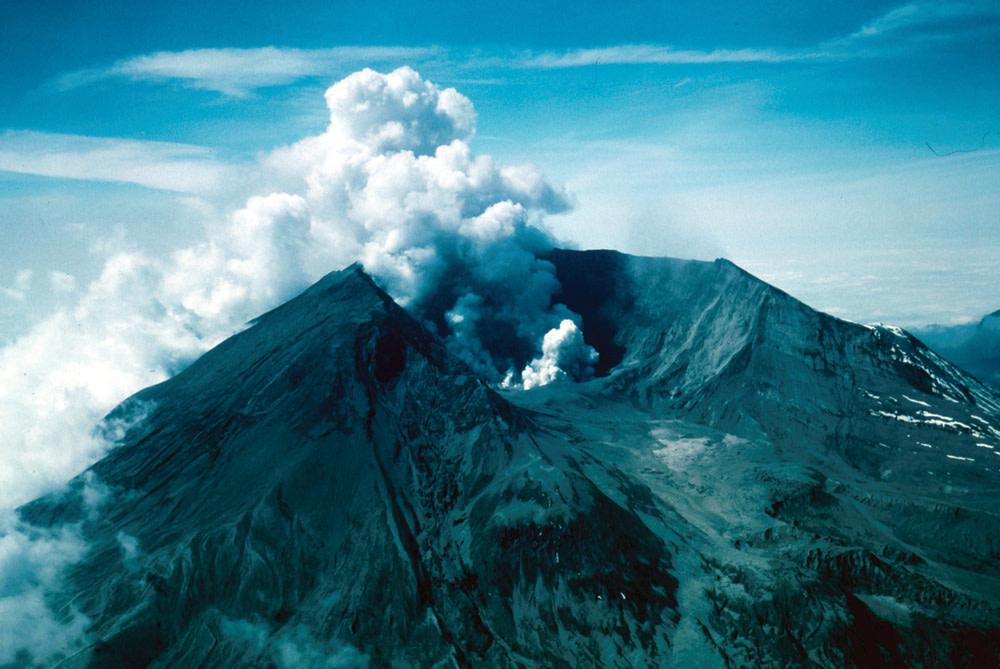 Volcano Essay