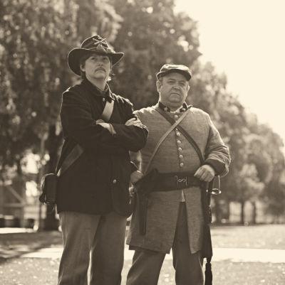 1212 civil war reenactment wb4ret