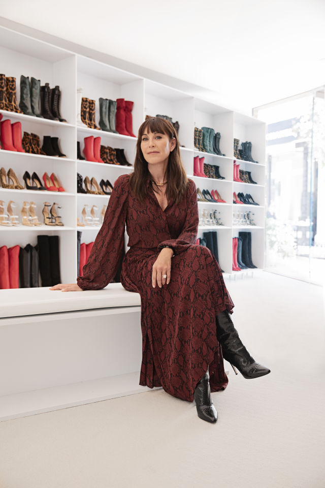 What S It Like In Tamara Mellon S Shoes Houstonia Magazine