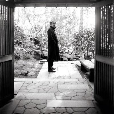 Japan architect kengo kuma yrn78p