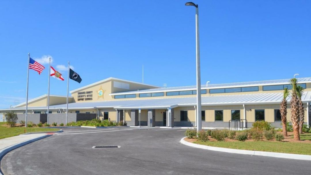 Sheriff Tom Knight Support Services Facility
