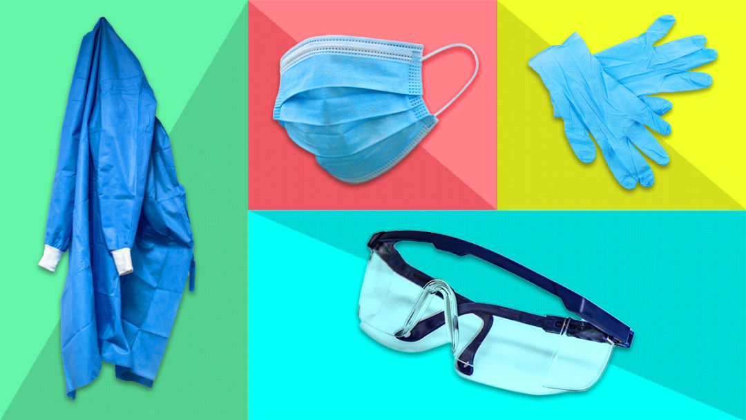 the medical supply surgical masks