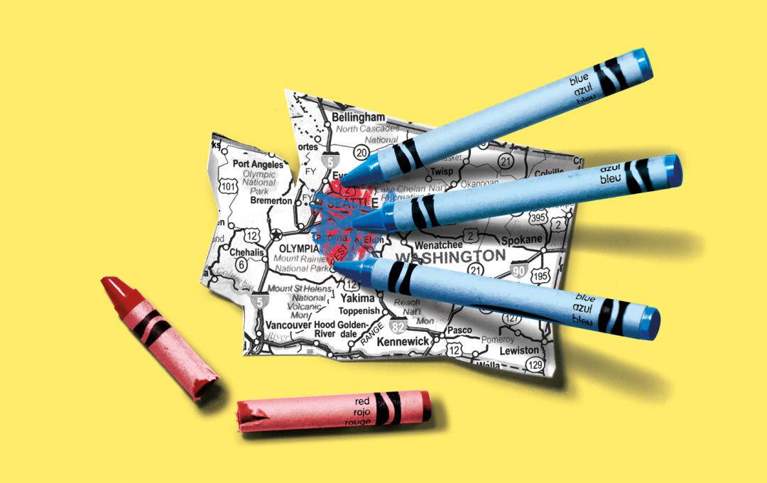 Seme 0117 power lines blue crayon illustration fjbegs ms3rhl