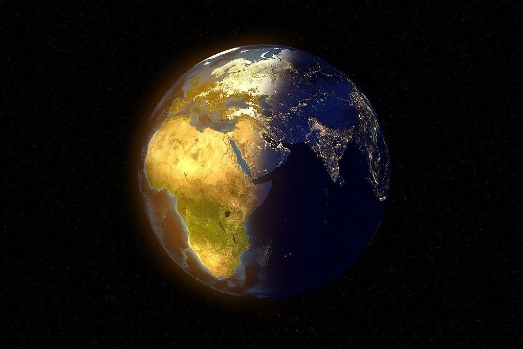 Earth world pj8sve