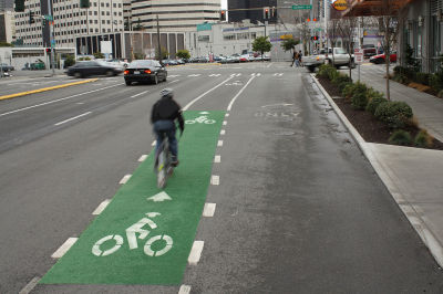 Seattle bike lane enhvwj