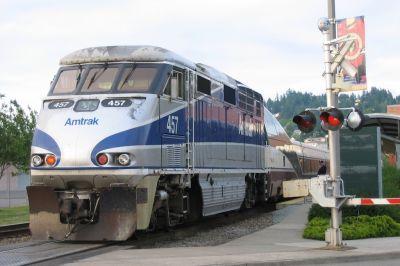 Amtrak cascades bellingham be3jkp