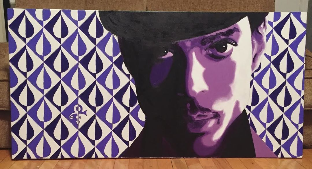 Prince painting  by asia yhulz0