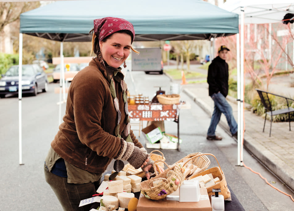 Peoples farmers market gonfng