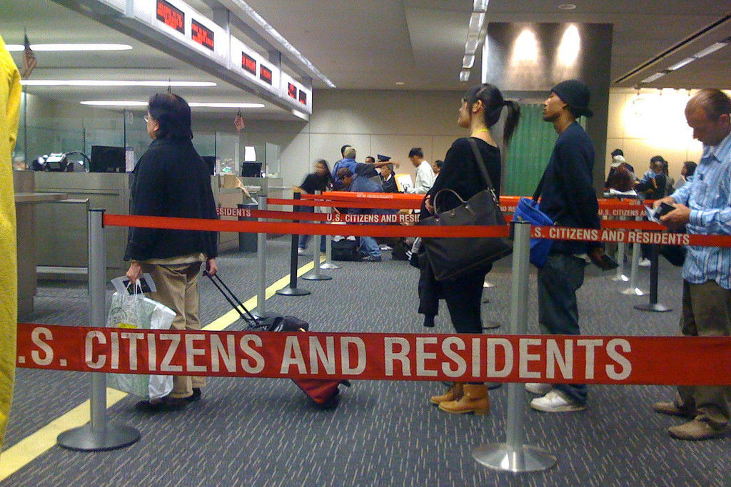 Citizens residents immigration san francisco airport gcdzxf