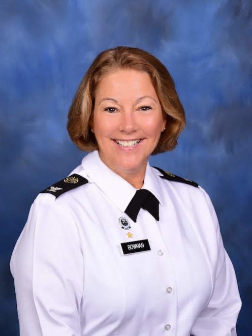 Sarasota Military Academy executive director Christina Bowman