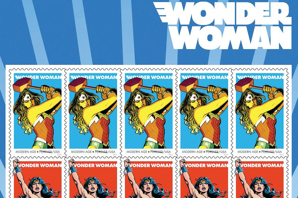 Wonder woman stamp 1 xlgo95