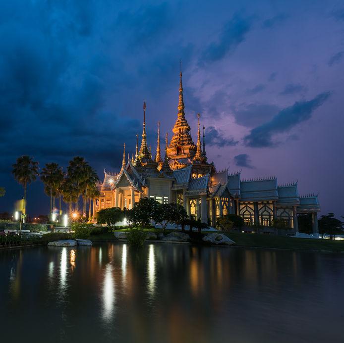 Wat pho temple  thailand mgtmkd