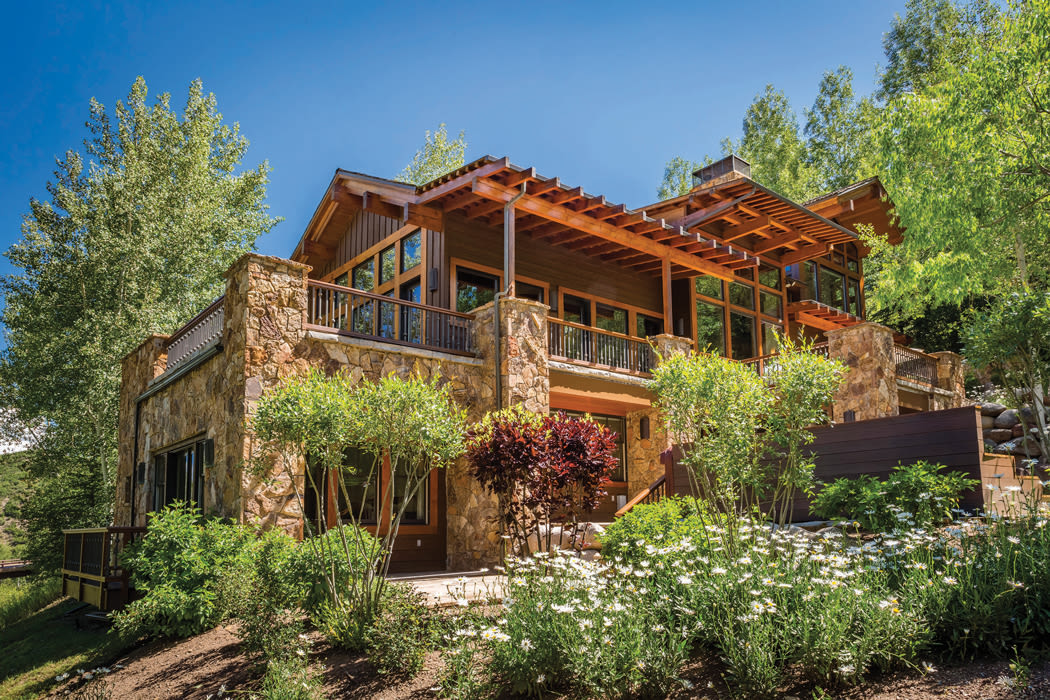 A Peek at Five of Aspen's Most Exclusive Homes | Aspen Sojourner