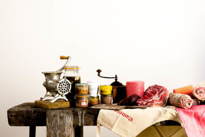 Kitchen at camont dyya54