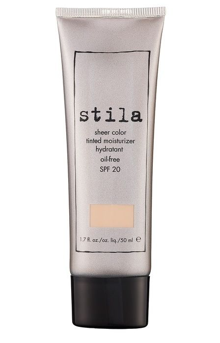 Stila sheer color tinted moisturizer oil free  2 nm6iyd