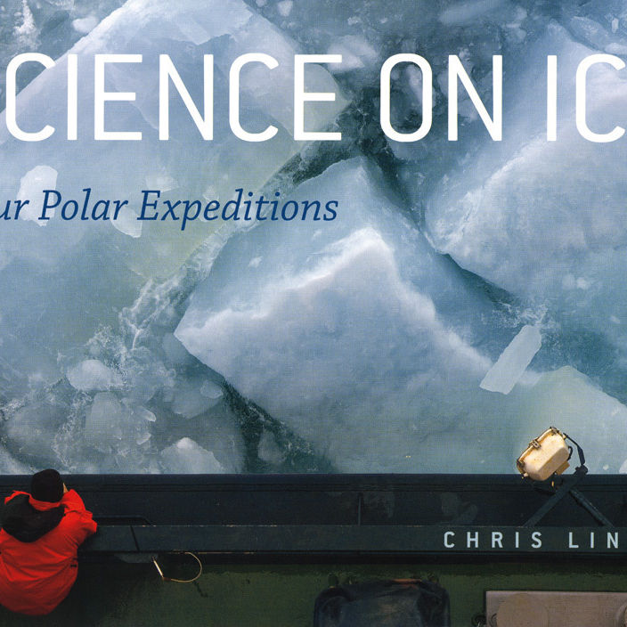 Science on ice cover cren4z