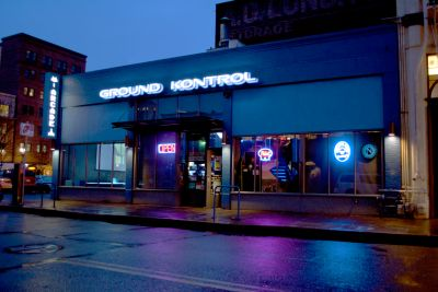 Ground kontrol vs quarterworld which portland arcade for Supreme motors portland oregon