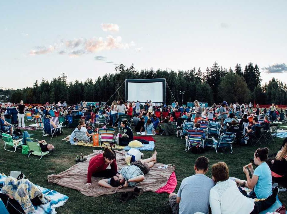 Seattle Summer Outdoor Movie Guide 2017 Seattle Met