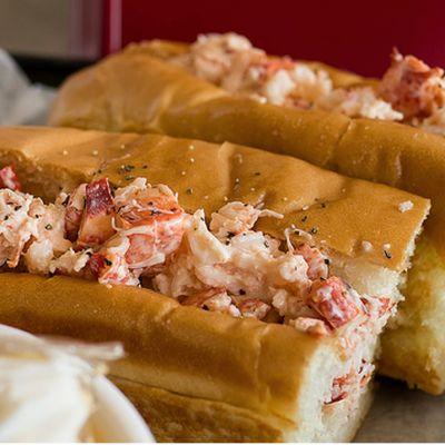 Lobsterroll odlije
