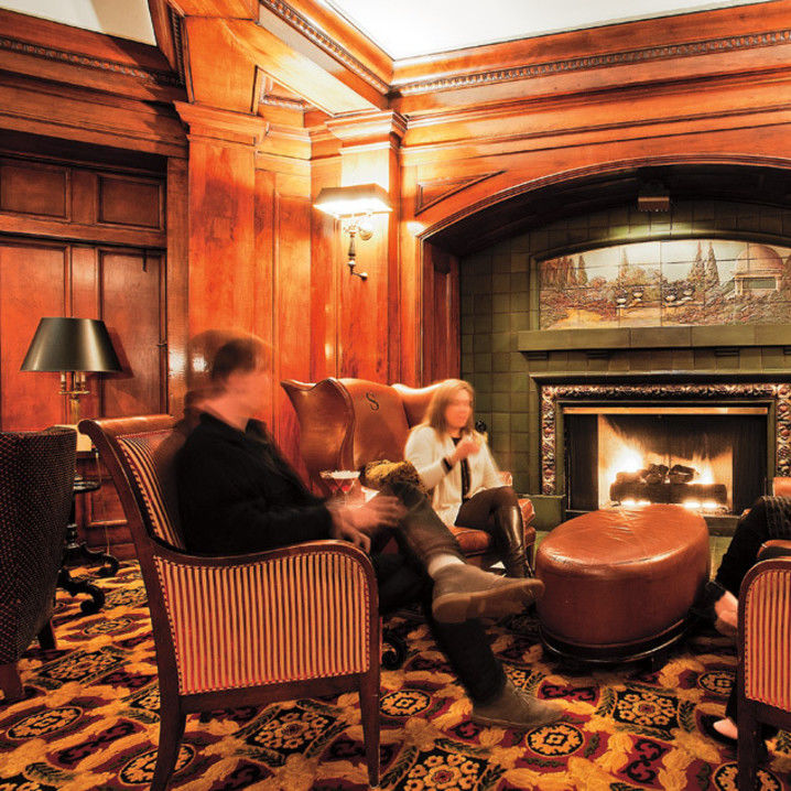 Sorrento hotel fireside room kvn99o xm1m40