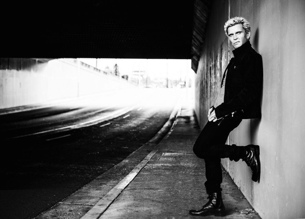 Billy idol jmyiwj