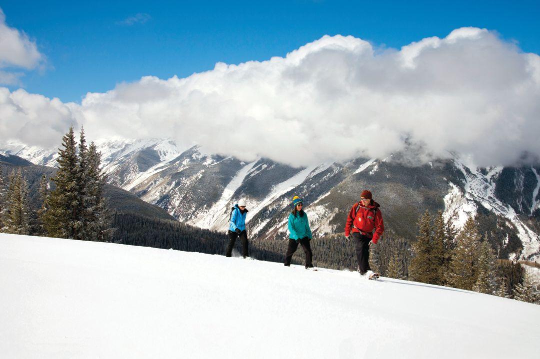 Snowshoetour pjgrbj