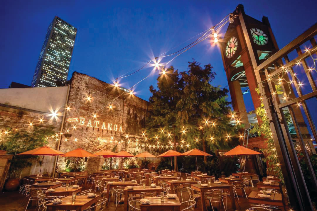 The Best Restaurants With A View In Houston Houstonia