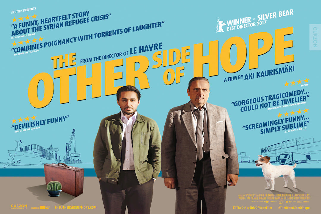 The other side of hope poster htddhl