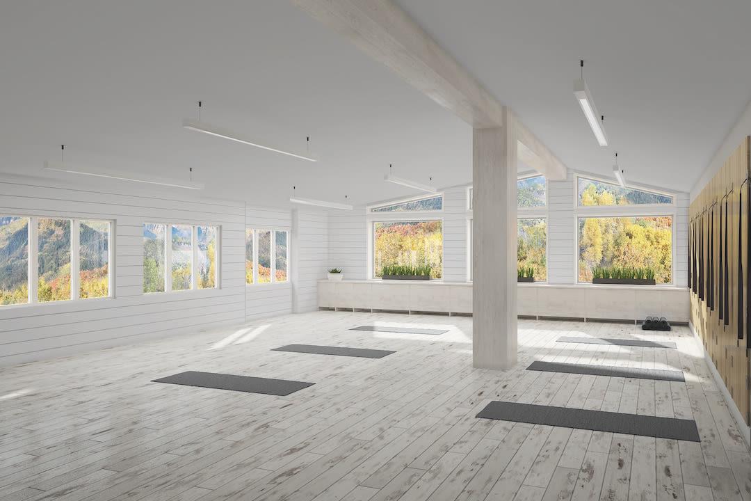 Yoga studio aspeno2 greyfloors jby5vm