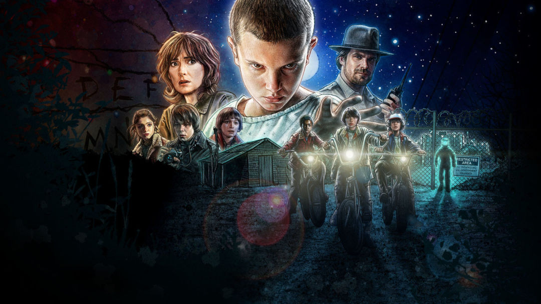 Stranger things netflix xxf3tp