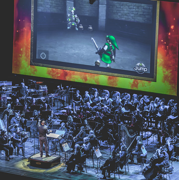 The music of time legend of zelda symphony of the goddess 7 ss70wj