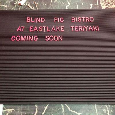 Blind pig eastlake ddwsom