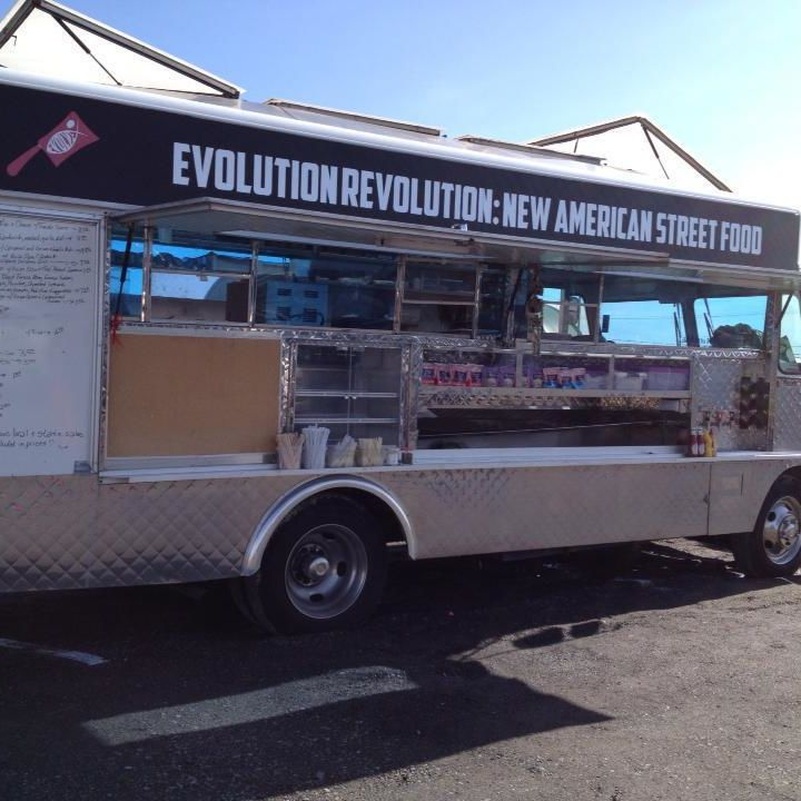 Evolution revolution food truck r7erpu