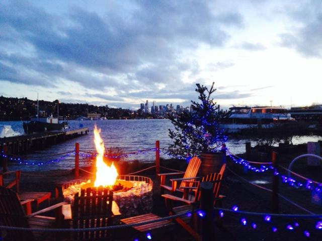 Seattle Restaurants With Outdoor Fire Pits Seattle