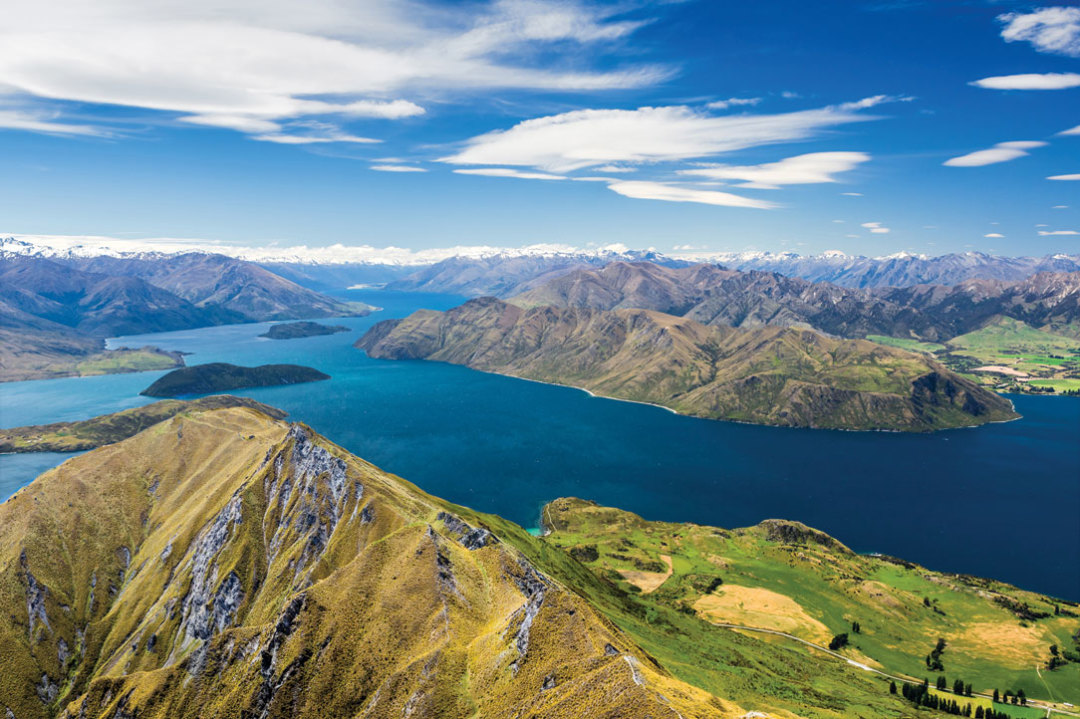 New Zealand, Far And Away Houston's Most Exciting Getaway