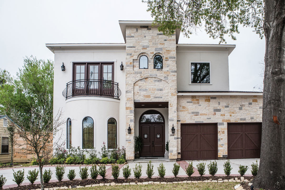 Which neighborhoods are best for new home buyers in Houston, Texas?