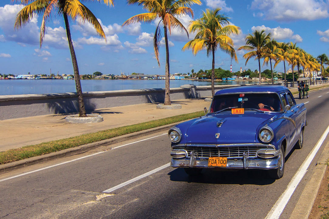 0615 great escapes cuba cruising the malecon sz85kj