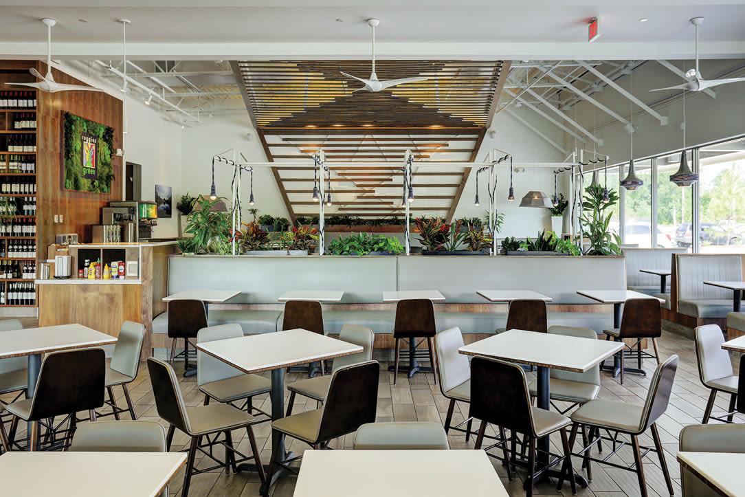 Meet the designer behind houston s coolest restaurants