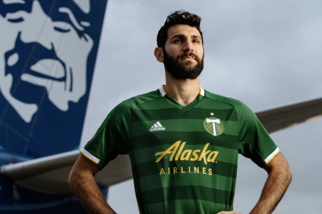 979e6ad6e The 2019 Timbers Jerseys Are Here—Now with 100% More Stripes ...