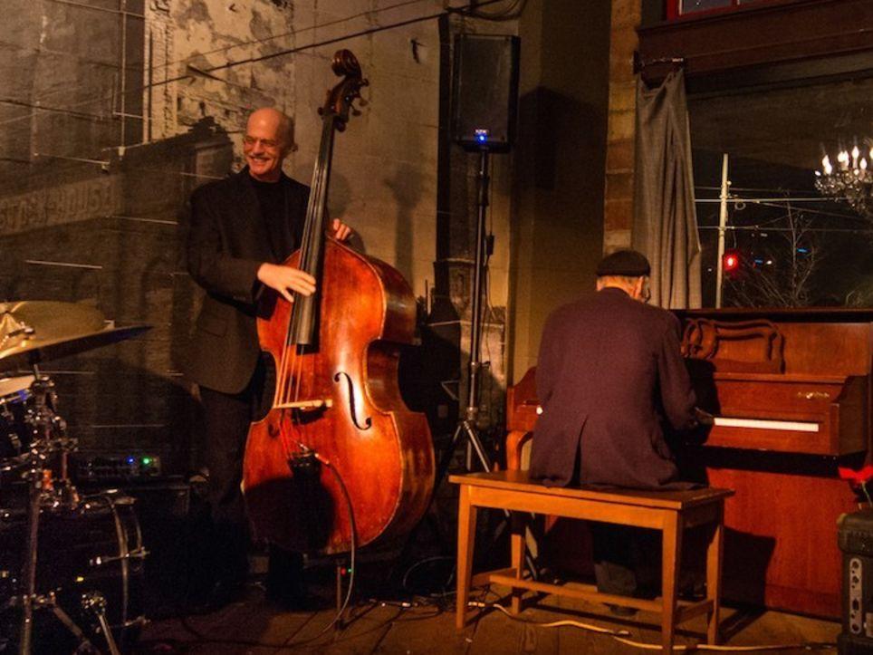 Ron weinstein trio brass tacks i8outv