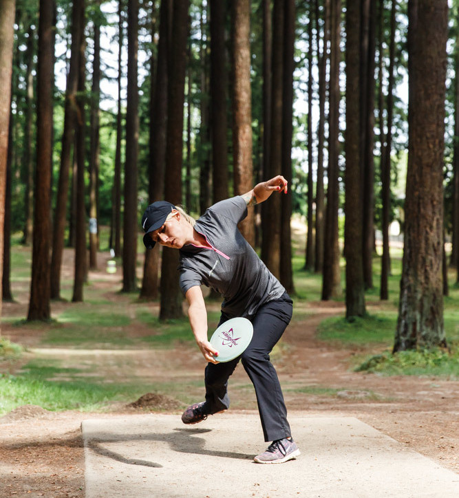 A New Lifestyle Magazine Spreads the Love of Disc Golf   Portland