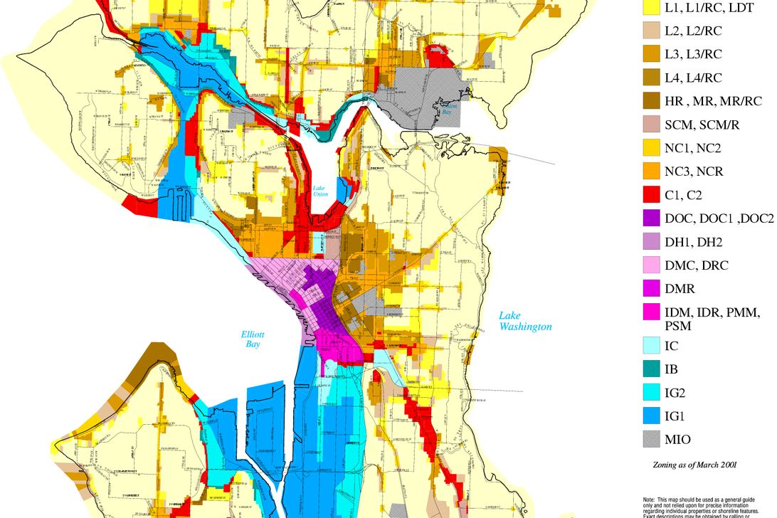 Seattle zoning map overview cyda5i